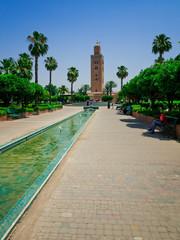 Marakesh, Maroc