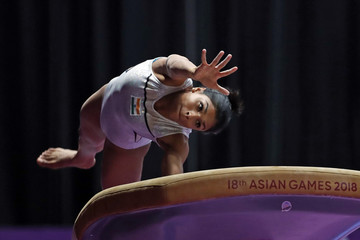 2018 Asian Games – Artistic Gymnastics