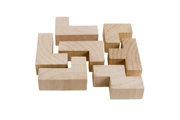 Puzzle, 3d