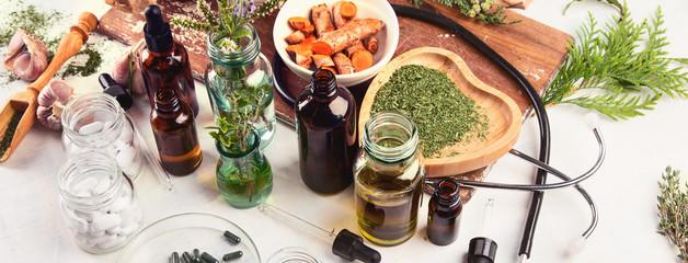 Acrylic Prints Aromatische Homeopathy.