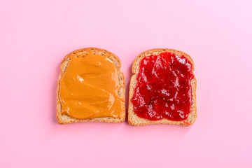 Fantastic jelly sandwich