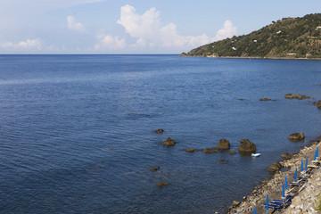 Il mare del Cilento