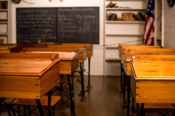 Antique School Room