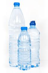 mineralli su şişeleri