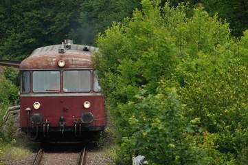 Schienenbus // DMU