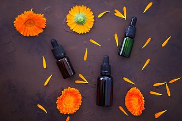 marigold or calendula essential oil