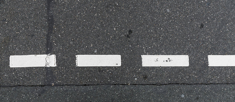 street backdrop from above with lines