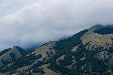 Monti, del Massiccio del Matese
