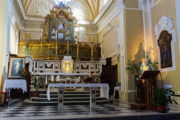 Teano, chiesa di San Francesco