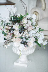 wedding decorations from flowers