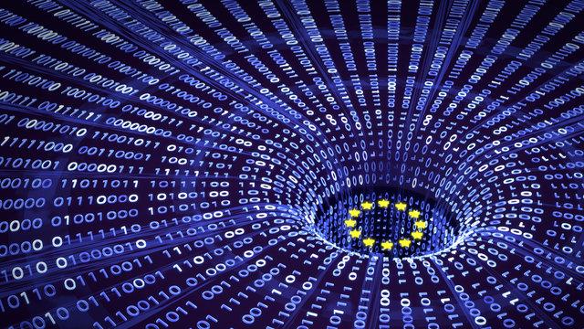 EU GDPR data falling into a wormhole
