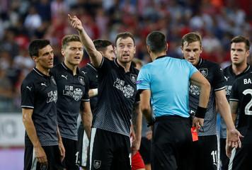 Europa League - Play-Off First Leg - Olympiacos v Burnley