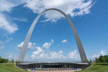 St Louis, Missouri Gateway Arch Fotomurales
