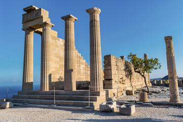 Lindos Ancient Acropolis