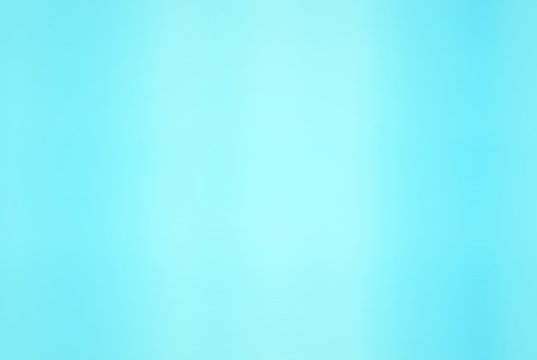 Turquoise blue light simple empty cyan background design