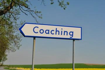 Obraz Coaching - fototapety do salonu