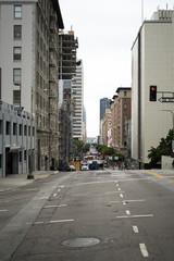 Streets in DTLA