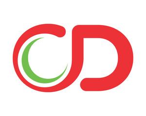 red typography alphabet typeset typeface logotype font image vector icon set