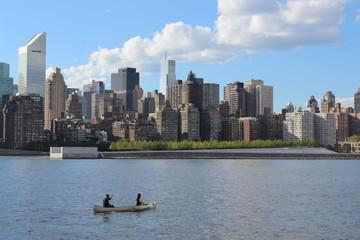 Summer days in New York