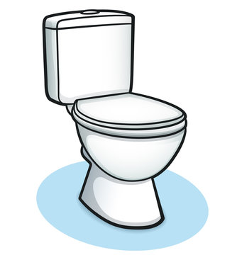 Toilet Cartoon Photos Royalty Free Images Graphics Vectors Videos Adobe Stock