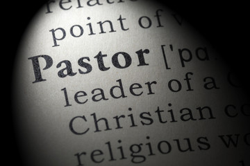 definition of pastor
