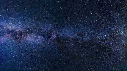 Milky way space universe sky galaxy time travel