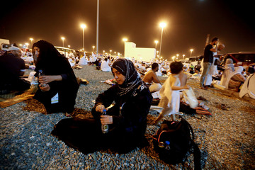 The Wider Image: Attending my first haj
