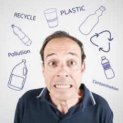 Plástico y contaminación
