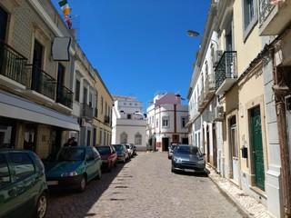 Eindrücke aus der Stadt Olhão in Portugal