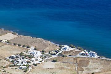 Northern Coastline, Santorini