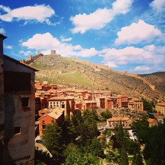 ALBARRACIN, PUEBLO CON ENCANTO