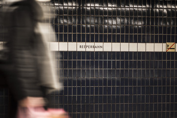 Station Reeperbahn