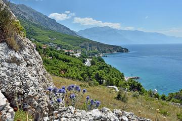 Fototapeta Dalmacja Chorwacja obraz