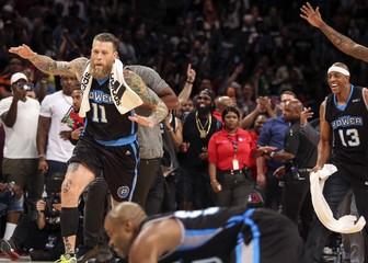 Basketball: Big 3- Championship