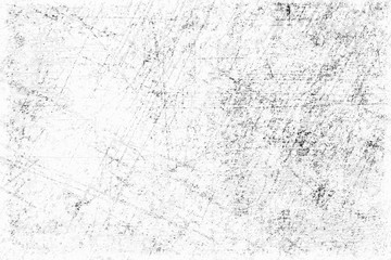 Light black and white grunge background. Abstract texture of dust
