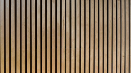 Wood Strip Fence background