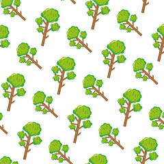 natural tree branches leaves background