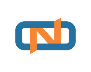 initial typography alphabet font typeset logotype image vector icon set