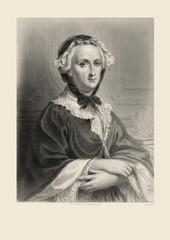 Les femmes célèbres: Madame Geoffrin