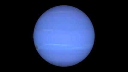 Wall Mural - Нептун полный alpha