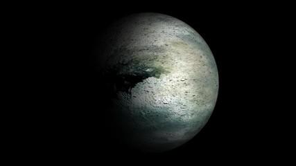 Wall Mural - Титан 1/2 alpha
