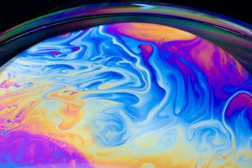 Soap planet