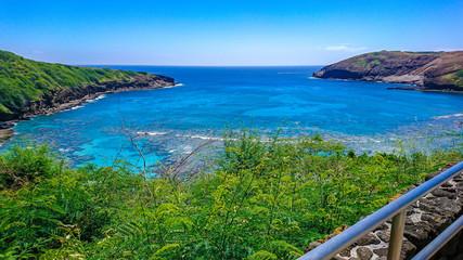 ハナウマ湾 ハワイ