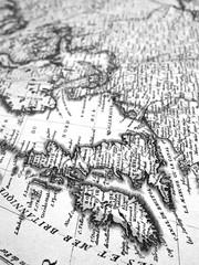 古地図 イギリス