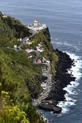 Azoren - Sao Miguel - Farol do Arnel