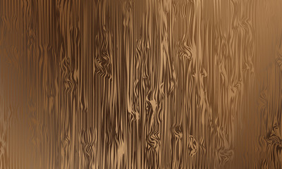 dark brown wood texture . A vector illustration. eps 10
