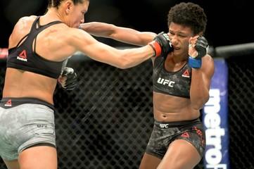 MMA: UFC Fight Night-Lincoln-Casey vs Hill