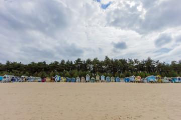 Beach Huts Wide