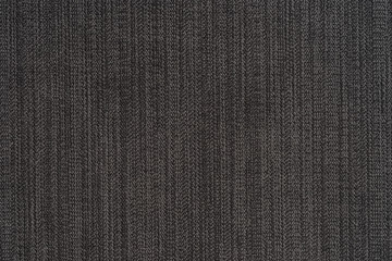 Gray fabric texture. Abstract background, empty template.