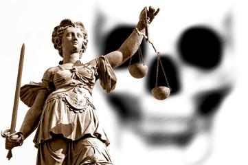 Im Bundesland Hessen wird gleichzeitigl zur Landrtagswahl am 28.10.2018 in einem Volksentscheid auch über die Abschaffung der Todestrafe abgestimmt